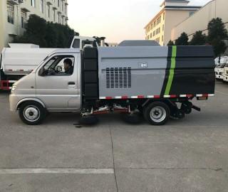 小型扫地车(福田牌/长安牌)厂区/车间专用扫地车