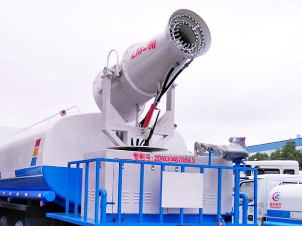 50-60米专用降尘雾炮 LM-60型除尘风机
