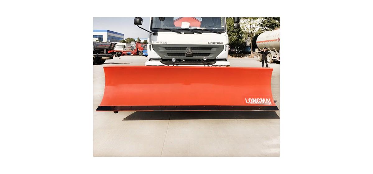 3.6米推雪铲 大型除雪铲 汽车除雪铲