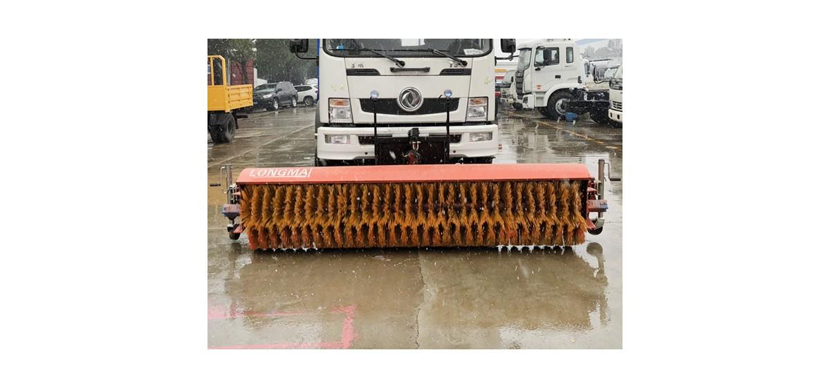 3.3米除雪刷 LM-GS-3300扫雪滚刷