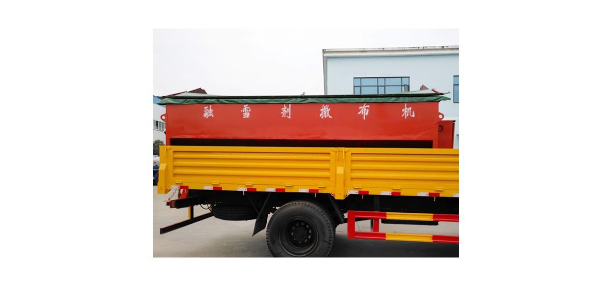 LM-SBJ-10000融雪剂散布机 路面除雪设备