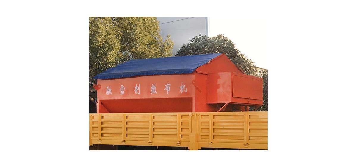 6立方撒布机 LM-SBJ-6000型融雪机