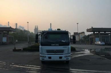 吸尘车煤矿厂作业视频