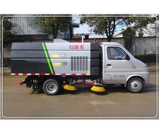 长安小型扫地车-道路清扫车系列之1