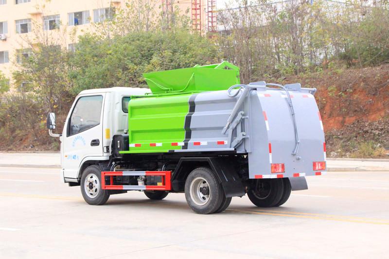 凯马3方餐厨垃圾车