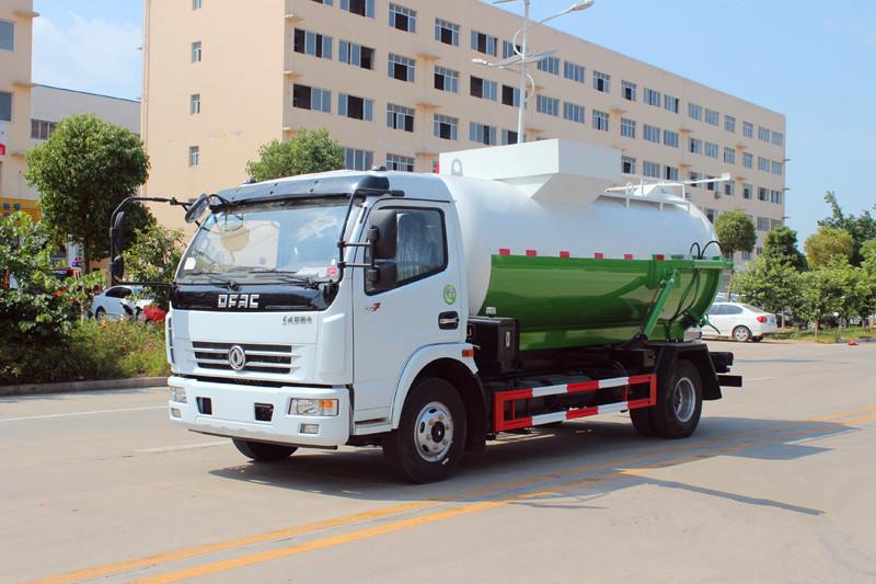 东风7方餐厨垃圾车