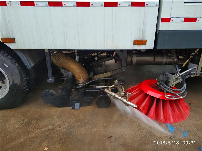 洗扫车吸尘管