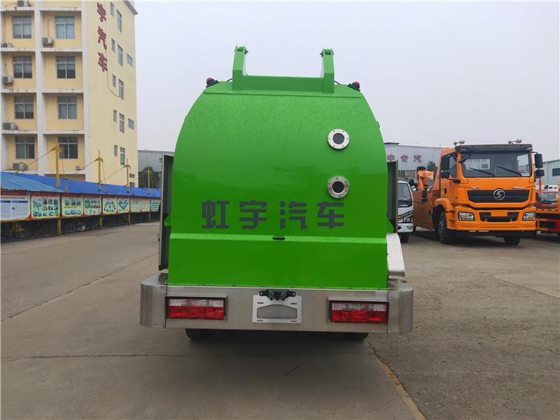 江淮骏铃餐厨垃圾车