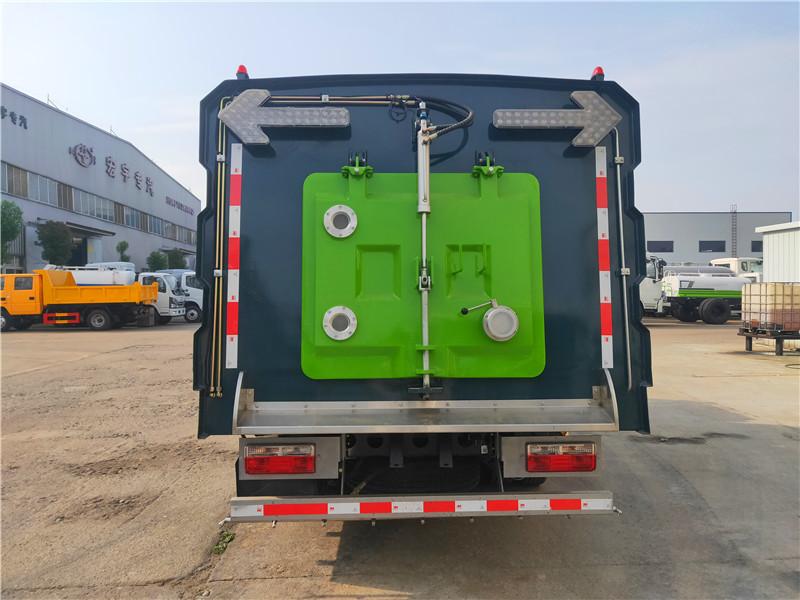 东风3吨洗扫车