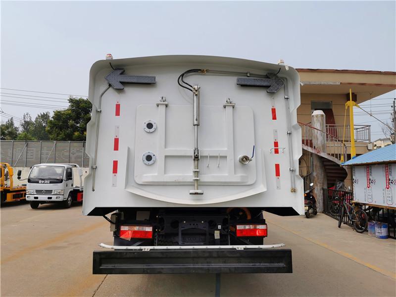 天燃气18吨洗扫车(LNG)