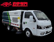东风小型蓝牌扫路车(2.5方)