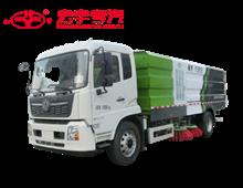 东风天锦大型扫路车(12方)