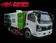 东风福瑞卡10方/10吨洗扫车