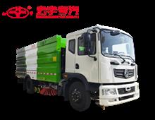 虹宇牌HYS5120TXSE6NG型天然气洗扫车